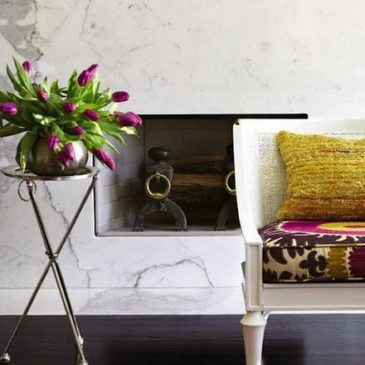 Luxurious Marble Fireplaces