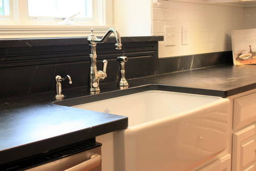 Creative details to add to your NEW soapstone kitchen