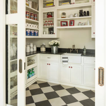 SOAPSTONE IN BUTLERS PANTRIES