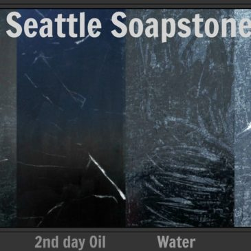 Do I oil my soapstone or not?