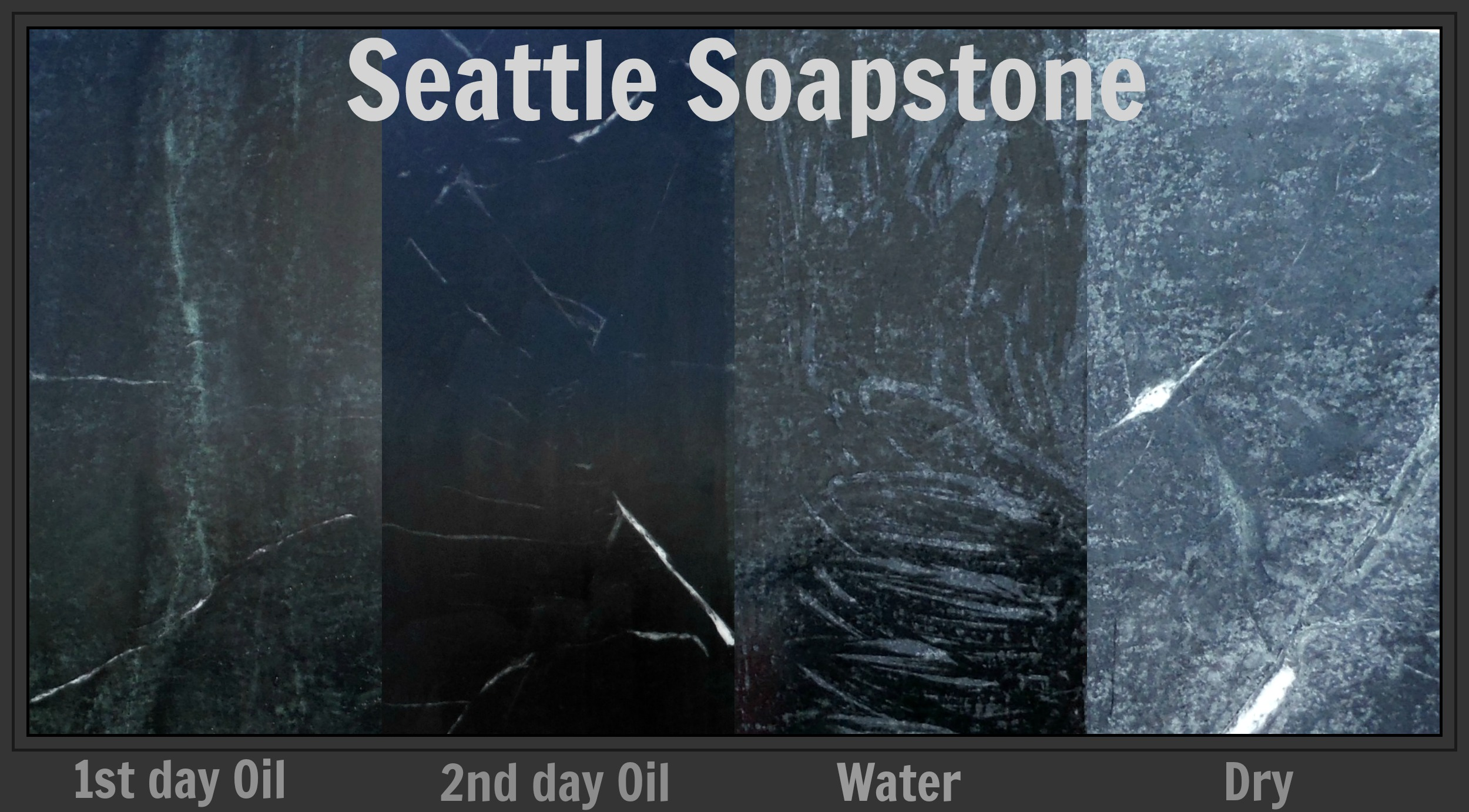 Soapstone Seattle Dry Oil